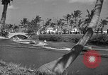 Image of water skiing Miami Florida USA, 1942, second 9 stock footage video 65675053585