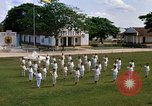 Image of Chan Tho Training base South Vietnam, 1967, second 21 stock footage video 65675053587