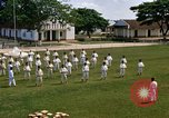 Image of Chan Tho Training base South Vietnam, 1967, second 27 stock footage video 65675053587