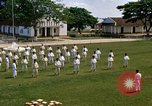 Image of Chan Tho Training base South Vietnam, 1967, second 28 stock footage video 65675053587