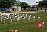 Image of Chan Tho Training base South Vietnam, 1967, second 29 stock footage video 65675053587