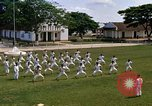Image of Chan Tho Training base South Vietnam, 1967, second 37 stock footage video 65675053587