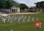 Image of Chan Tho Training base South Vietnam, 1967, second 38 stock footage video 65675053587