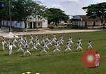 Image of Chan Tho Training base South Vietnam, 1967, second 42 stock footage video 65675053587
