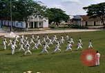 Image of Chan Tho Training base South Vietnam, 1967, second 56 stock footage video 65675053587