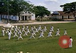 Image of Chan Tho Training base South Vietnam, 1967, second 58 stock footage video 65675053587