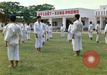 Image of Chan Tho Training base South Vietnam, 1967, second 14 stock footage video 65675053588