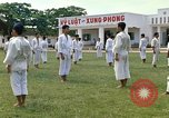 Image of Chan Tho Training base South Vietnam, 1967, second 17 stock footage video 65675053588