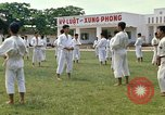 Image of Chan Tho Training base South Vietnam, 1967, second 24 stock footage video 65675053588