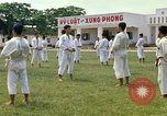 Image of Chan Tho Training base South Vietnam, 1967, second 28 stock footage video 65675053588