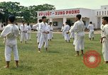 Image of Chan Tho Training base South Vietnam, 1967, second 29 stock footage video 65675053588