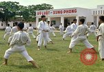 Image of Chan Tho Training base South Vietnam, 1967, second 33 stock footage video 65675053588