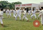 Image of Chan Tho Training base South Vietnam, 1967, second 36 stock footage video 65675053588