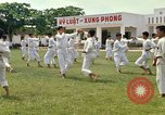Image of Chan Tho Training base South Vietnam, 1967, second 37 stock footage video 65675053588
