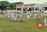 Image of Chan Tho Training base South Vietnam, 1967, second 39 stock footage video 65675053588