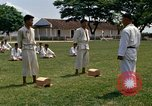 Image of Chan Tho Training base South Vietnam, 1967, second 49 stock footage video 65675053588
