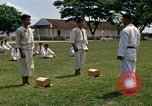 Image of Chan Tho Training base South Vietnam, 1967, second 50 stock footage video 65675053588