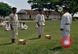 Image of Chan Tho Training base South Vietnam, 1967, second 51 stock footage video 65675053588