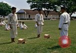 Image of Chan Tho Training base South Vietnam, 1967, second 54 stock footage video 65675053588