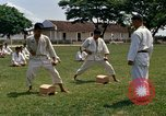 Image of Chan Tho Training base South Vietnam, 1967, second 57 stock footage video 65675053588