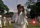 Image of karate class South Vietnam, 1967, second 24 stock footage video 65675053590