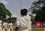 Image of karate class South Vietnam, 1967, second 36 stock footage video 65675053590