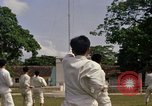 Image of karate class South Vietnam, 1967, second 37 stock footage video 65675053590