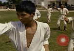 Image of karate class South Vietnam, 1967, second 44 stock footage video 65675053590