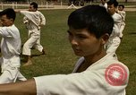 Image of karate class South Vietnam, 1967, second 45 stock footage video 65675053590