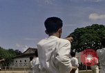 Image of karate class South Vietnam, 1967, second 51 stock footage video 65675053590