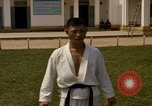 Image of karate class South Vietnam, 1967, second 60 stock footage video 65675053590