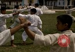 Image of karate class South Vietnam, 1967, second 61 stock footage video 65675053590