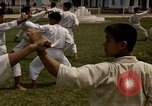 Image of karate class South Vietnam, 1967, second 62 stock footage video 65675053590