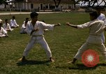 Image of karate class South Vietnam, 1967, second 11 stock footage video 65675053591