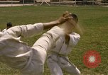 Image of karate class South Vietnam, 1967, second 23 stock footage video 65675053591
