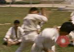 Image of karate class South Vietnam, 1967, second 32 stock footage video 65675053591