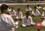 Image of karate class South Vietnam, 1967, second 35 stock footage video 65675053591