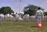 Image of karate class South Vietnam, 1967, second 39 stock footage video 65675053591
