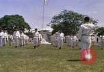 Image of karate class South Vietnam, 1967, second 41 stock footage video 65675053591