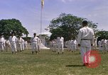 Image of karate class South Vietnam, 1967, second 46 stock footage video 65675053591
