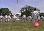 Image of karate class South Vietnam, 1967, second 48 stock footage video 65675053591
