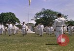 Image of karate class South Vietnam, 1967, second 50 stock footage video 65675053591