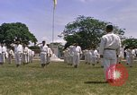 Image of karate class South Vietnam, 1967, second 51 stock footage video 65675053591