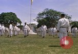Image of karate class South Vietnam, 1967, second 54 stock footage video 65675053591