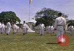 Image of karate class South Vietnam, 1967, second 55 stock footage video 65675053591
