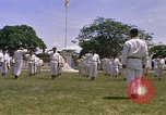 Image of karate class South Vietnam, 1967, second 56 stock footage video 65675053591