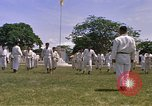 Image of karate class South Vietnam, 1967, second 57 stock footage video 65675053591