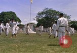 Image of karate class South Vietnam, 1967, second 58 stock footage video 65675053591