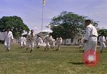 Image of karate class South Vietnam, 1967, second 60 stock footage video 65675053591