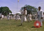 Image of karate class South Vietnam, 1967, second 61 stock footage video 65675053591